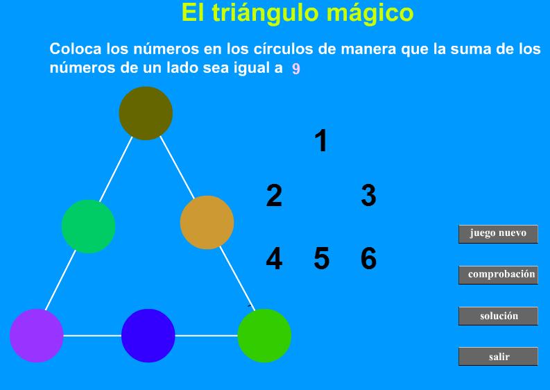 Triangulo Mágico