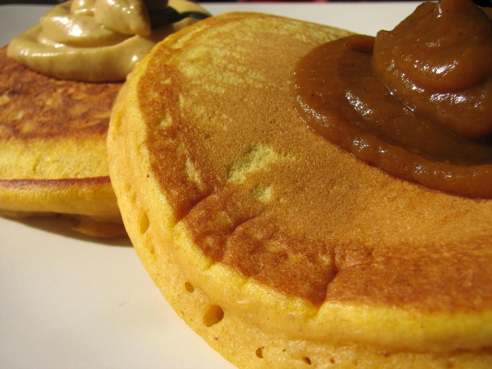 Ashleigh 39 S Kitchen Pumpkin Pancakes