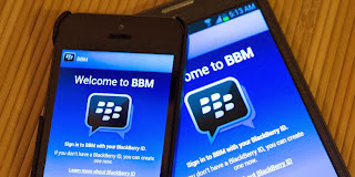 "Where can "" download"" official Blackberry Messenger Applications for Android"