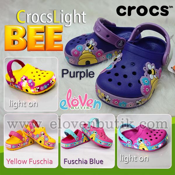 crocs crocslight bee