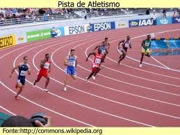 HISTÓRICO DO ATLETISMO
