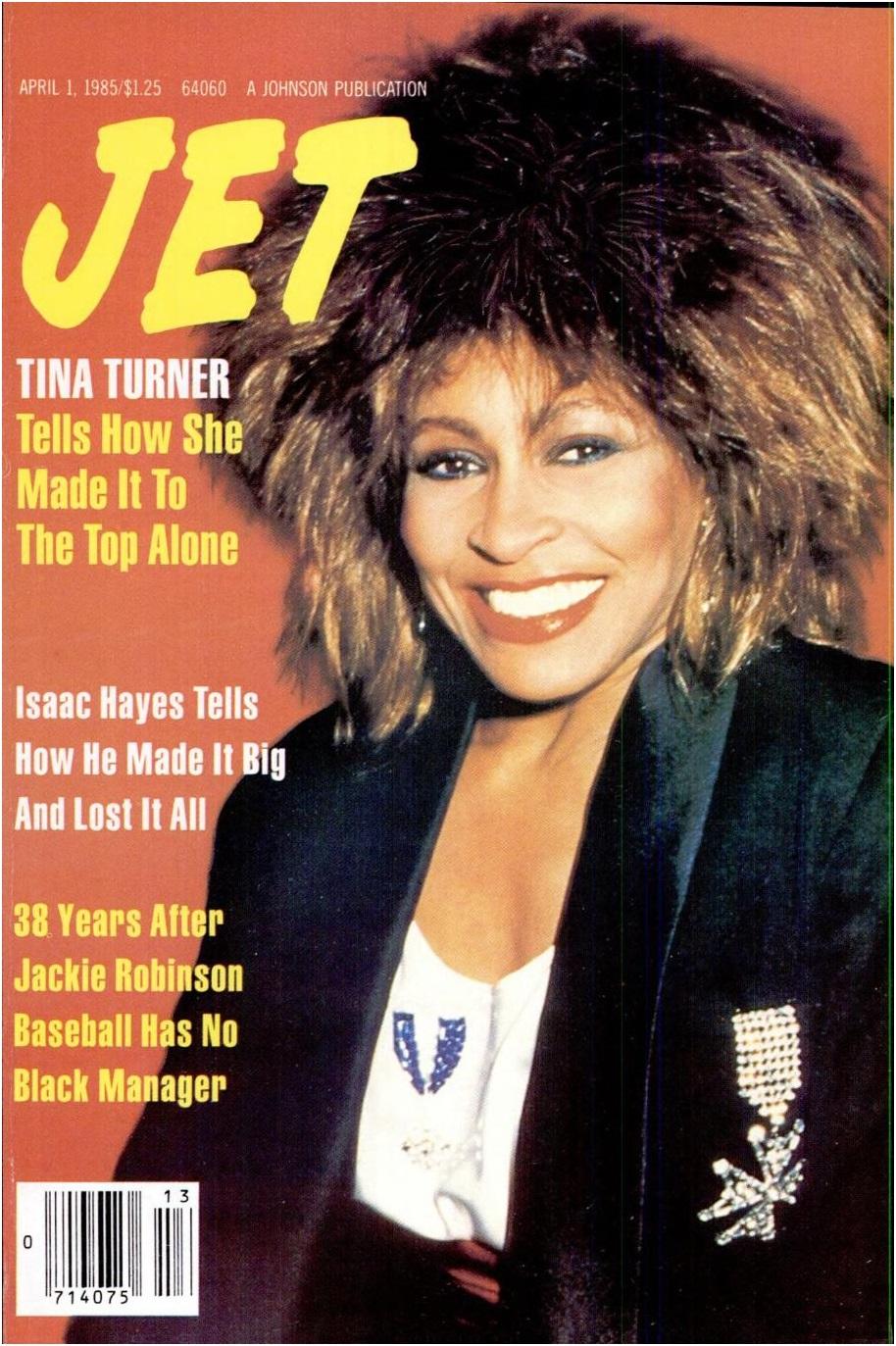 Tina Turner 80s