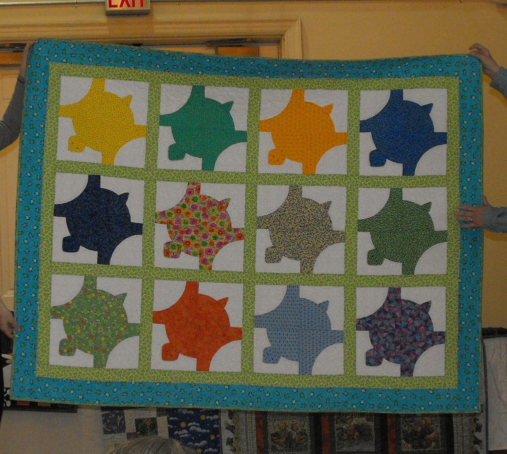 Quilt Patterns With Turtles : To be, Quilt and Turtles on Pinterest