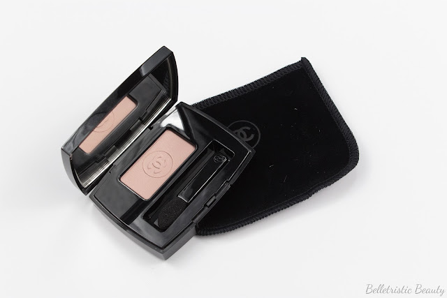 Chanel Sensation 102 Ombre Essentielle Soft Touch Eyeshadow, Etats Poetiques Collection, Fall 2014, in studio lighting