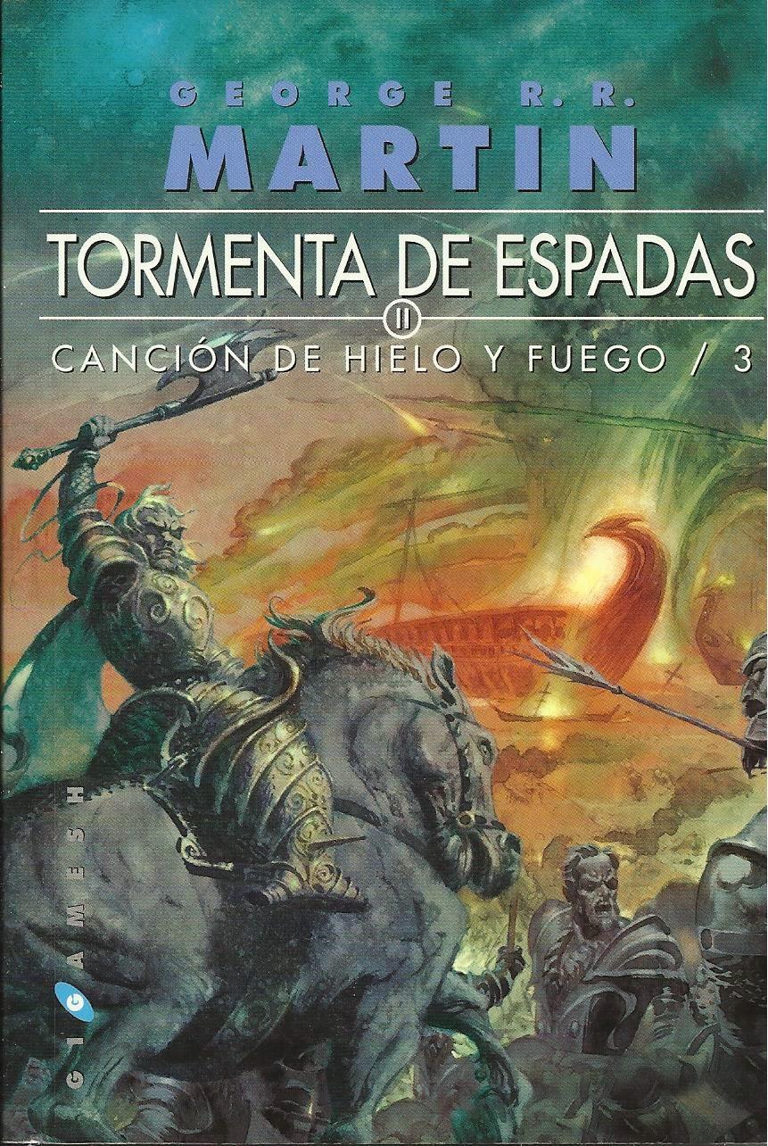 Juego de tronos (4): Tormenta de espadas II