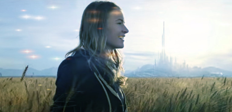 Tomorrowland Movie Film 2015 - Sinopsis ( George Clooney, Britt Robertson)