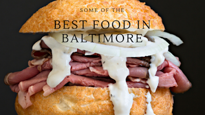 best food in baltimore