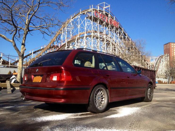 Daily Turismo 5k Manual Labor 1999 Bmw 528it E39 Touring Wagon 5spd