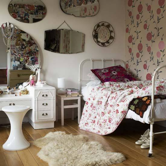 Simple home interior design girls 39 bedrooms - Teenager girl simple home ...