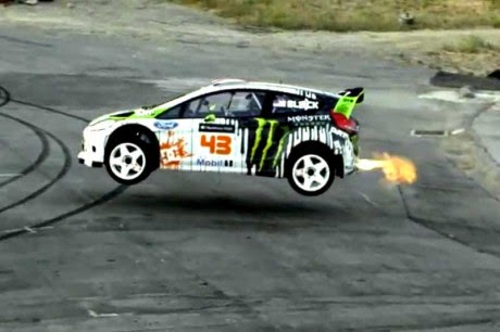 Ken Block Drift King >> NIRTONS : KEN BLOCK-THE DRIFT KING.