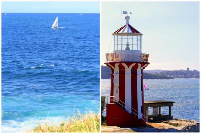 Hornby Light House and Coastal Walk