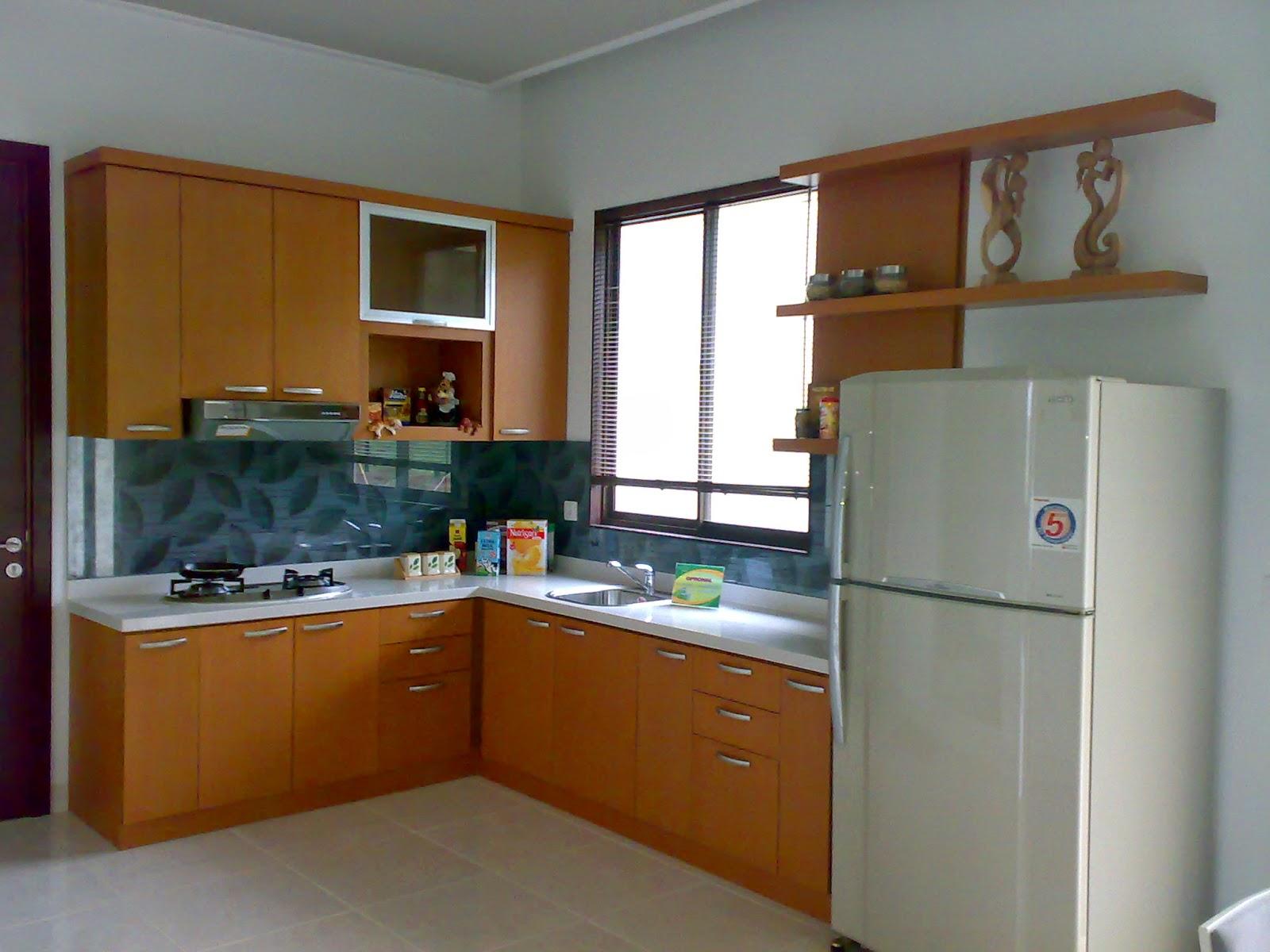warna interior rumah minimalis untuk dapur