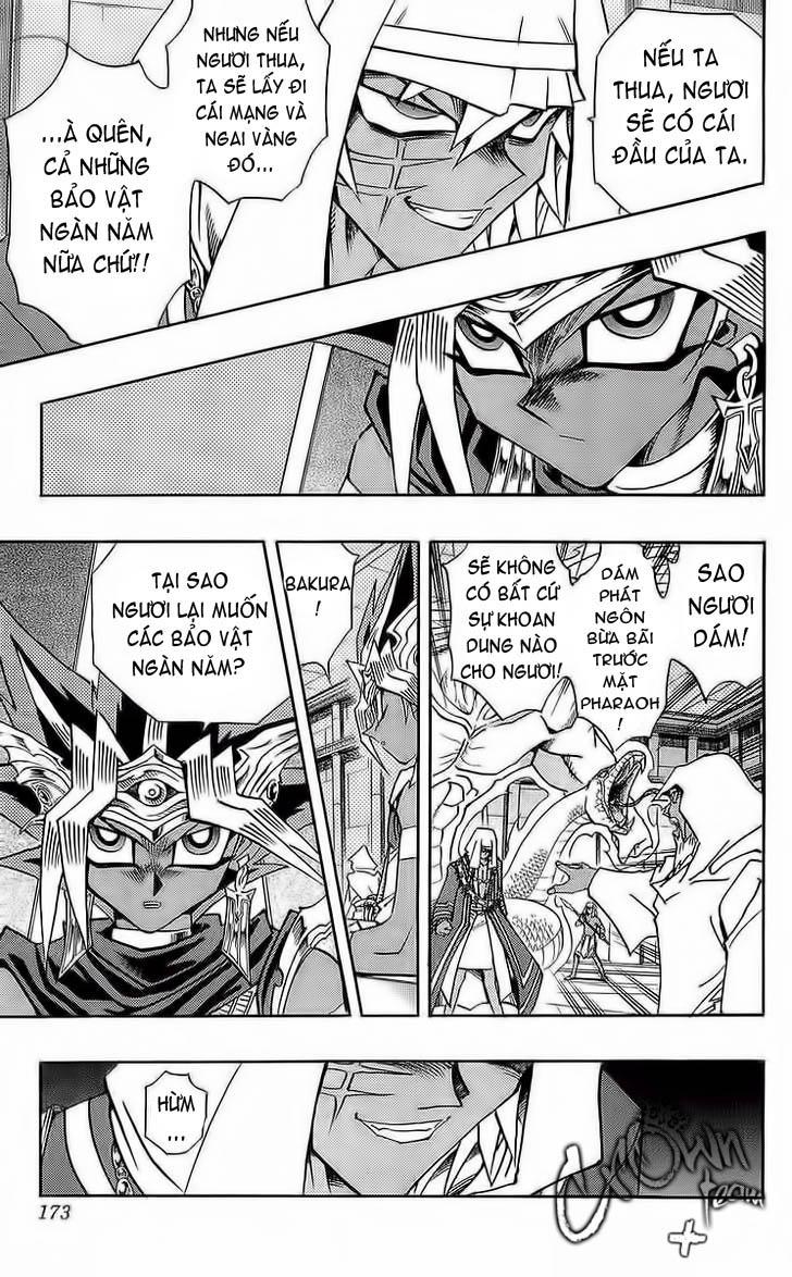 YuGi Oh – Vua Trò Chơi chap 287 Trang 3