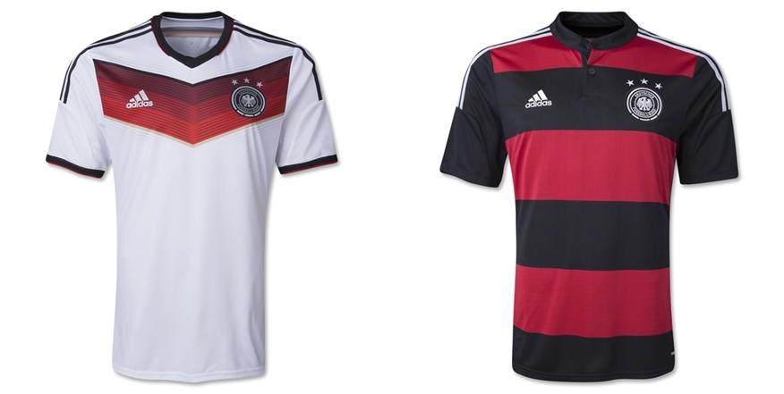 Jerman - Jersey Grade Ori Piala Dunia 2014