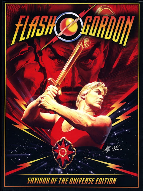 Flash Gordon póster