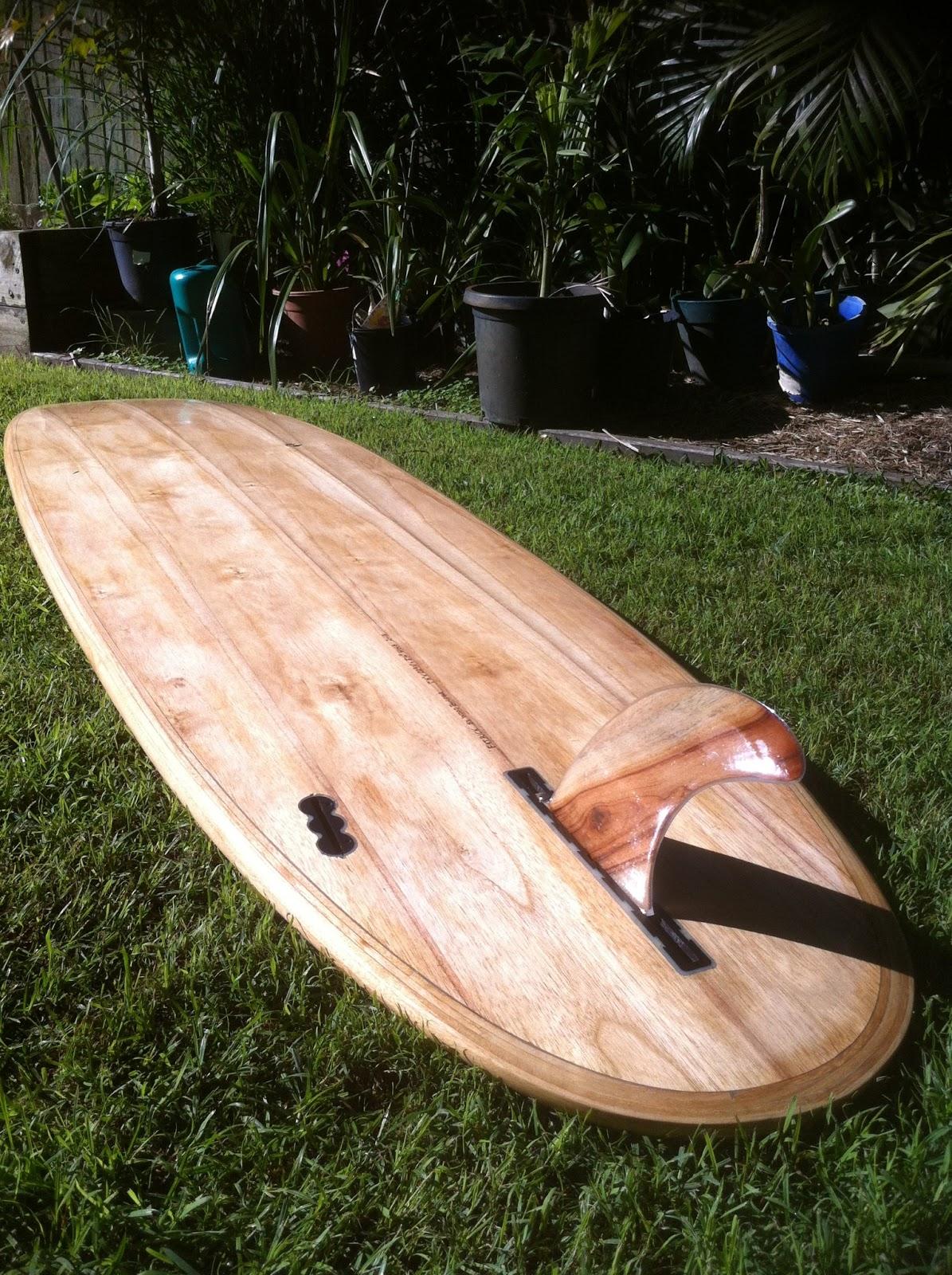 building a hollow wooden surfboard pdf
