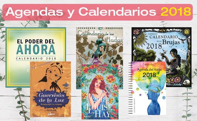 AGENDAS Y CALENDARIOS 2018