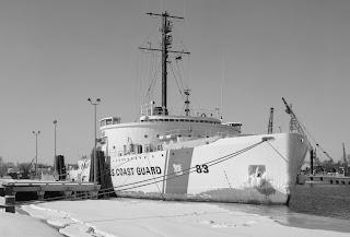Free Ship Plans USCG icebreaker Mackinaw, coast guard cutter