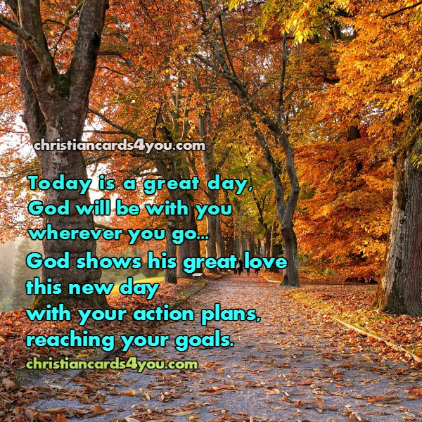 nice day, christian quotes, success, christian free cards, free christian images cards,