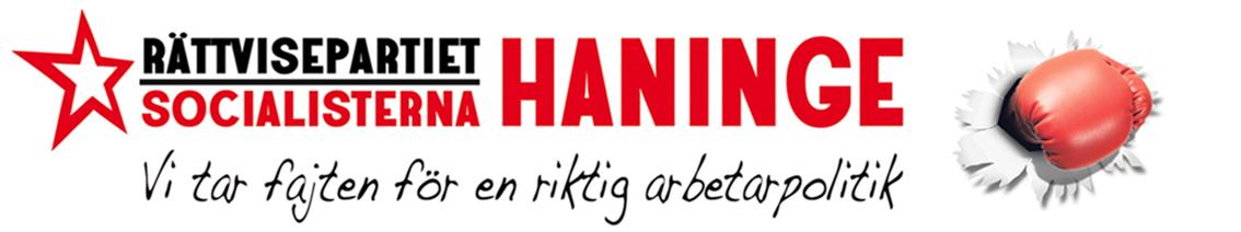 Rättvisepartiet Socialisterna Haninge