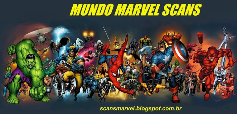 MUNDO MARVEL SCANS