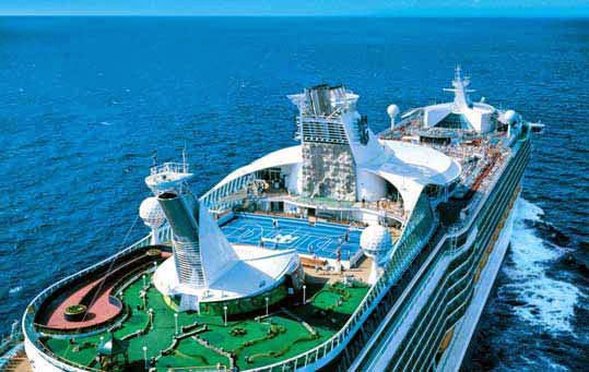 10 Biggest Cruise Ships and Beautiful World! [VIDEO]