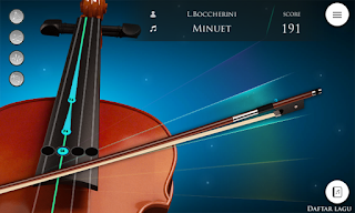 Violin Game Magical Bow di Android