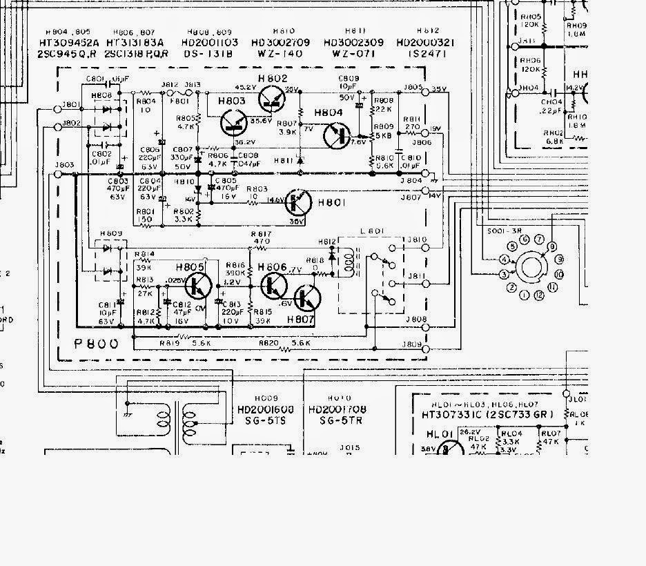 P800%2Bpower%2Bsupply%2Bschematic%2B(2325) marantz reciever wiring diagrams diagram wiring diagrams for diy  at reclaimingppi.co