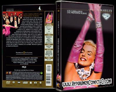 Los Caballeros las Prefieren Rubias [1953] - Descarga cine clasico, Descargar Peliculas Clasicas, Cine Clasico Online