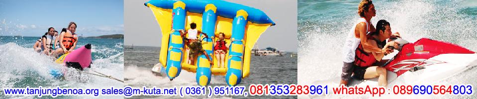 Promo Watersport Tanjung Benoa Bali Harga Mulai 65.000