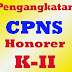 DAFTAR HONORER K2 PEMKAB TABANAN LULUS CPNS 2013