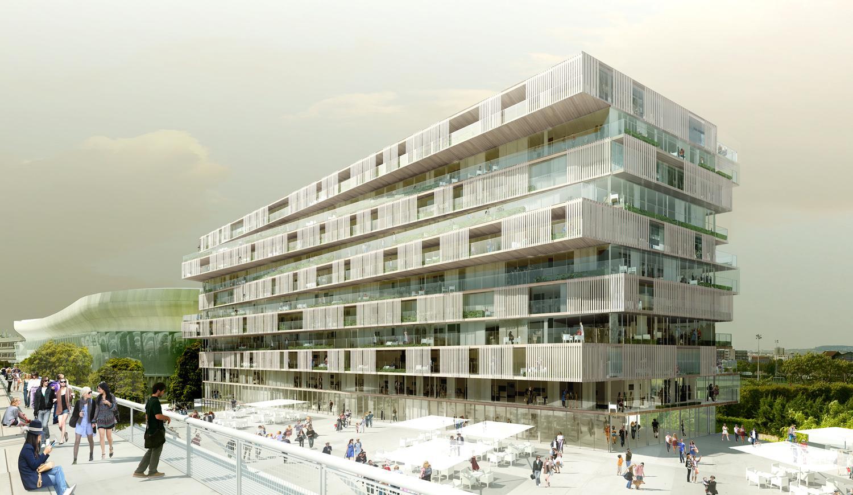 a      f      a      s      i      a: Farshid Moussavi Architecture