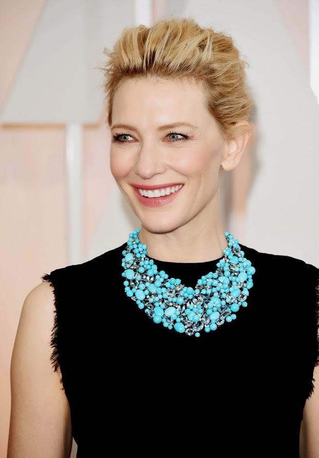 Cate Blanchett Oscars 2015