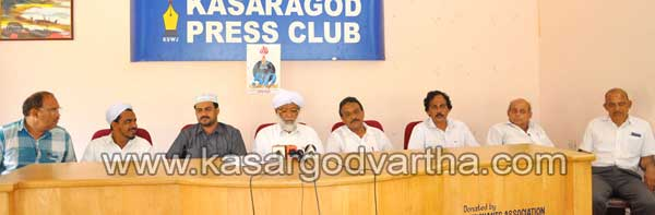 kanniyath-usthad-aant-nercha-press-conference, Kasaragod