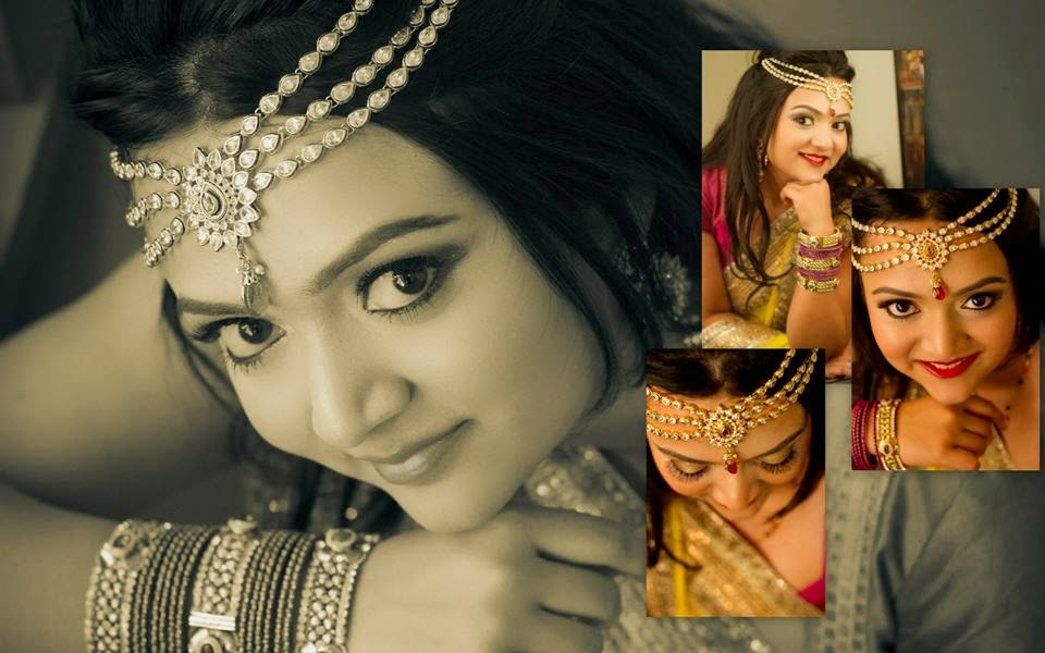 indian bridal jewelry, indian bride model, plus size model, beautiful eyes, indian traditional wear
