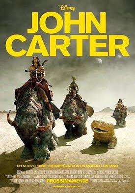 Filme Poster John Carter: Entre Dois Mundos R6 XviD & RMVB Legendado