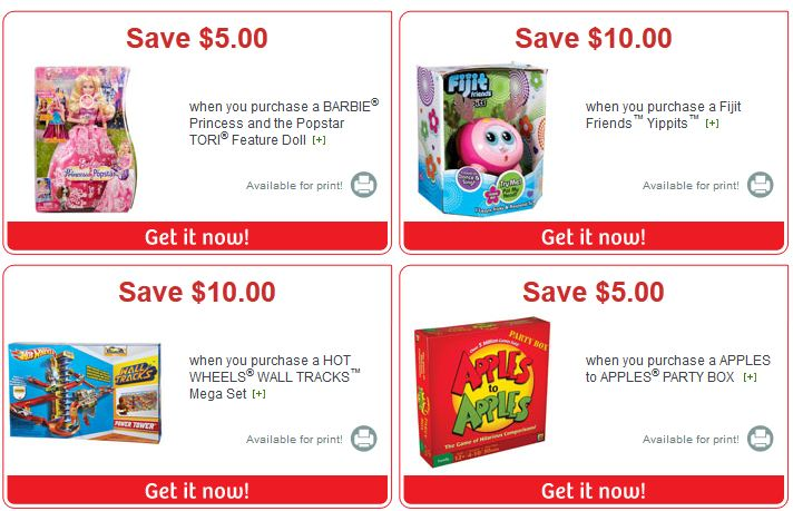 Mattel coupon code