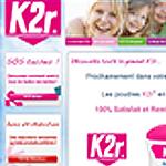 Bons de réduction à imprimer sur K2r