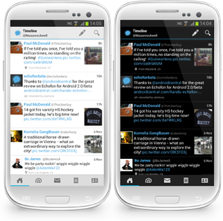 Echofon Android Themes