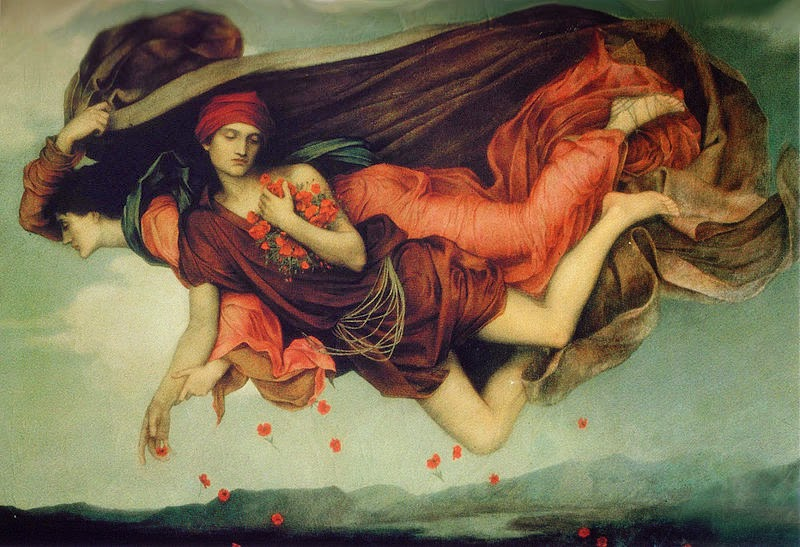 Night and Sleep Evelyn De Morgan, 1878 The de Morgan Foundation