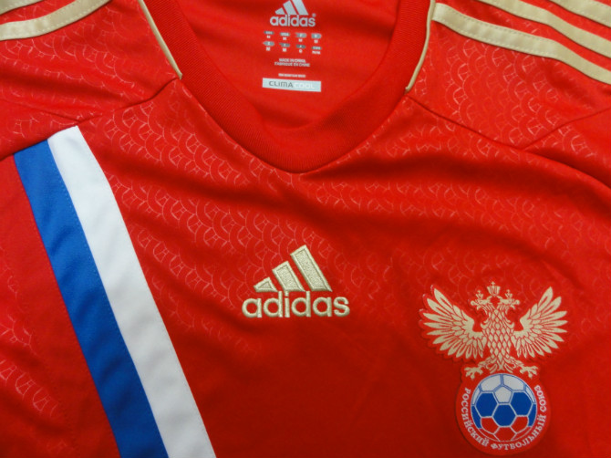 jersey rusia 2012 merah