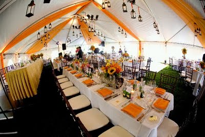 Wedding Tent Decoration Ideas & importaaja: Wedding Tent Decoration Ideas