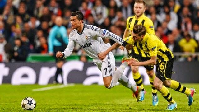 مباراة ريال مدريد و بروسيا دورتموند الثأر هو العنوان