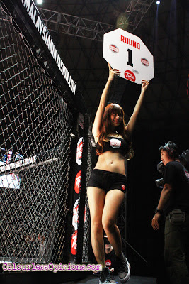 MIMMA Ring Girl Merveen Tan