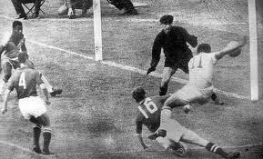 Brasil 2x0 URSS - 1958