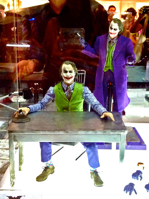 Joker at Singapore Toy Game and Comic Convention