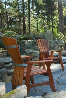 Living in luxury communities hand crafted high end for High end outdoor furniture