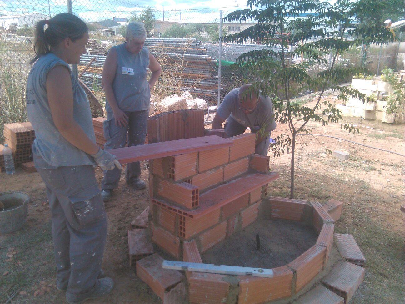 Taller De Empleo Seg Briga Vii Construcci N De Una