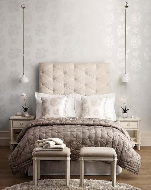 Hermanas bolena decoraci n de interiores dormitorios y - Lamparas de dormitorio ...