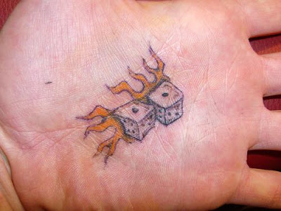 Dice Tattoo Design Picture Gallery - Dice Tattoo Ideas
